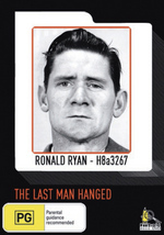 The  Last Man Hanged on DVD