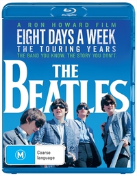 The Beatles: Eight Days a Week - The Touring Years on Blu-ray