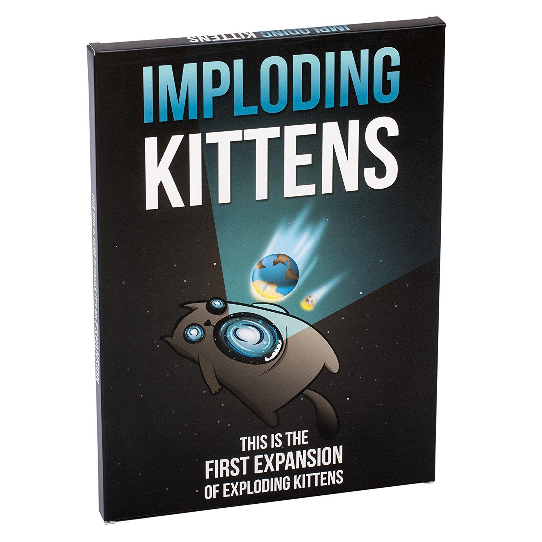 Imploding Kittens (Exploding Kittens Expansion) image