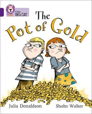 The Pot of Gold by Julia Donaldson image