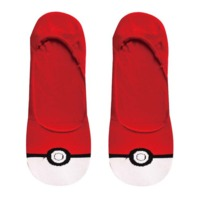 Pokemon: Pokeball Close-Up - Ladies Socks