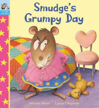 Smudge's Grumpy Day by Miriam Moss image