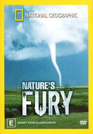 National Geographic - Nature's Fury on DVD image
