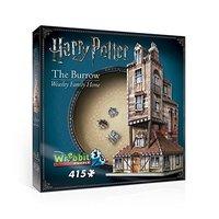 Harry Potter: 415pc 3D Puzzle - The Burrow