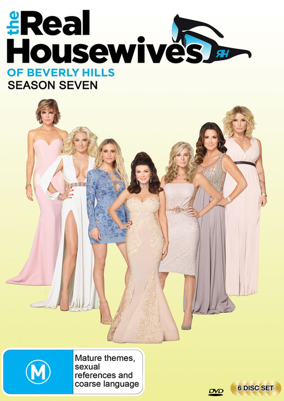 Real Housewives of Beverly Hills - Season Seven on DVD