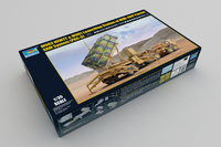 Trumpeter 1/35 M983 HEMTT & M901 Launching Station of MIM-104F Patriot Sys. - Scale Model