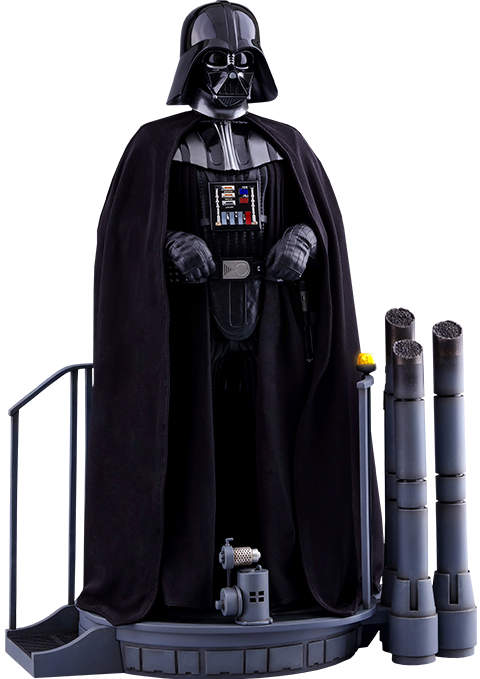 "Star Wars: Darth Vader (40th Anniversary) - 12"" Articulated Figure"