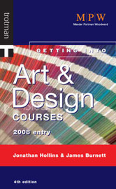 Getting into Art and Design Courses image