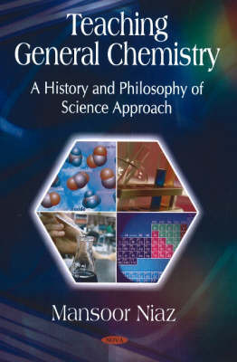 Teaching General Chemistry by Mansoor Niaz image