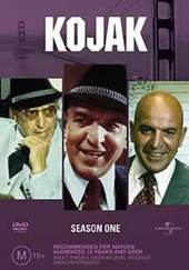 Kojak - Season 1 (6 Disc Box Set) on DVD