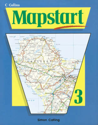Collins Mapstart by Simon Catling