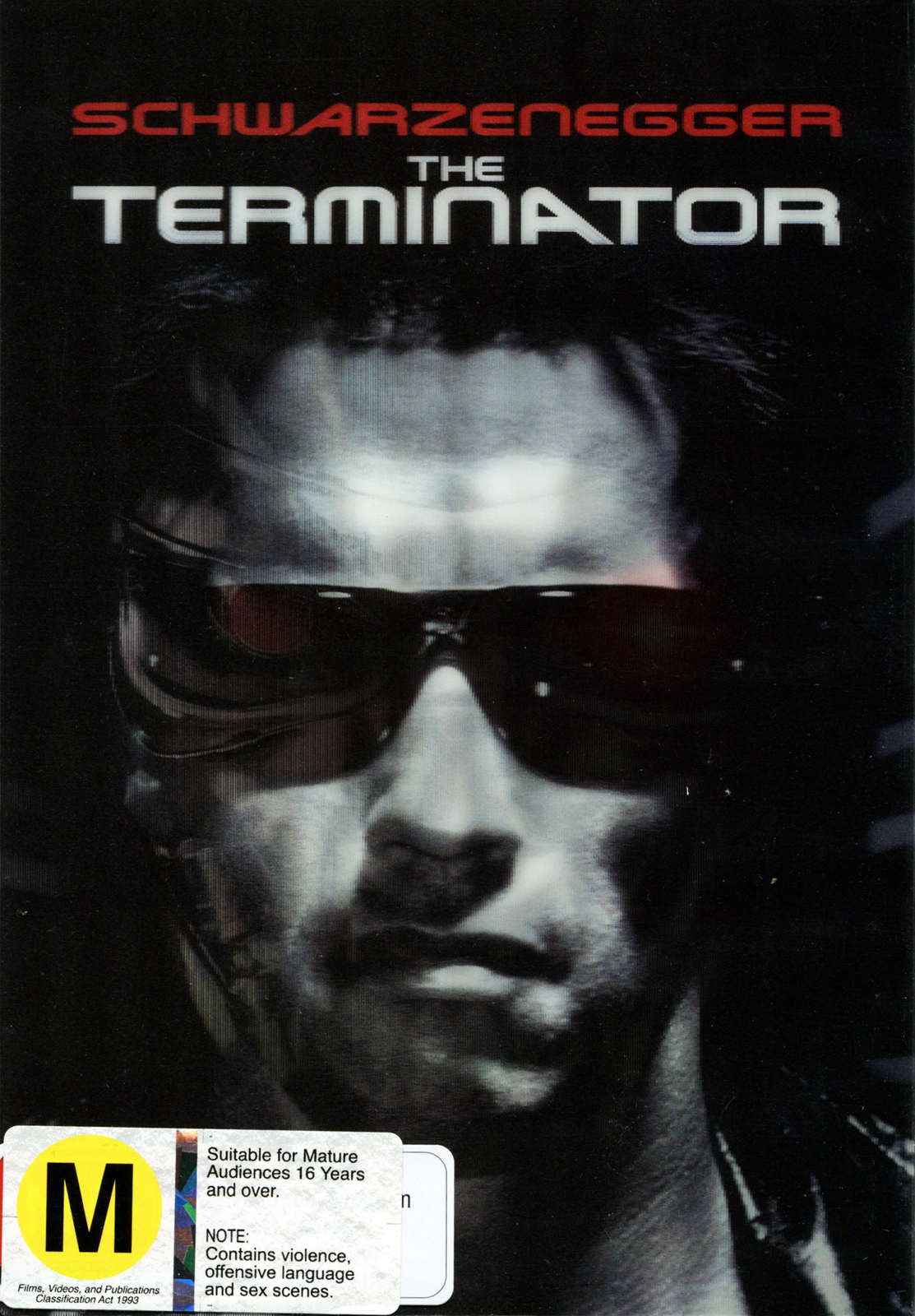 The Terminator - Definitive Edition (2 Disc Set) on DVD image