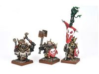 Kings of War Abyssal Dwarf Immortal Guard Regiment image