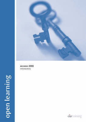 Open Learning Guide to Access 2000: Introductory image