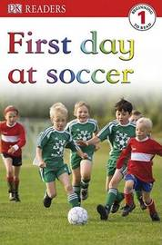 DK Readers L1: Let's Play Soccer by Patricia J Murphy