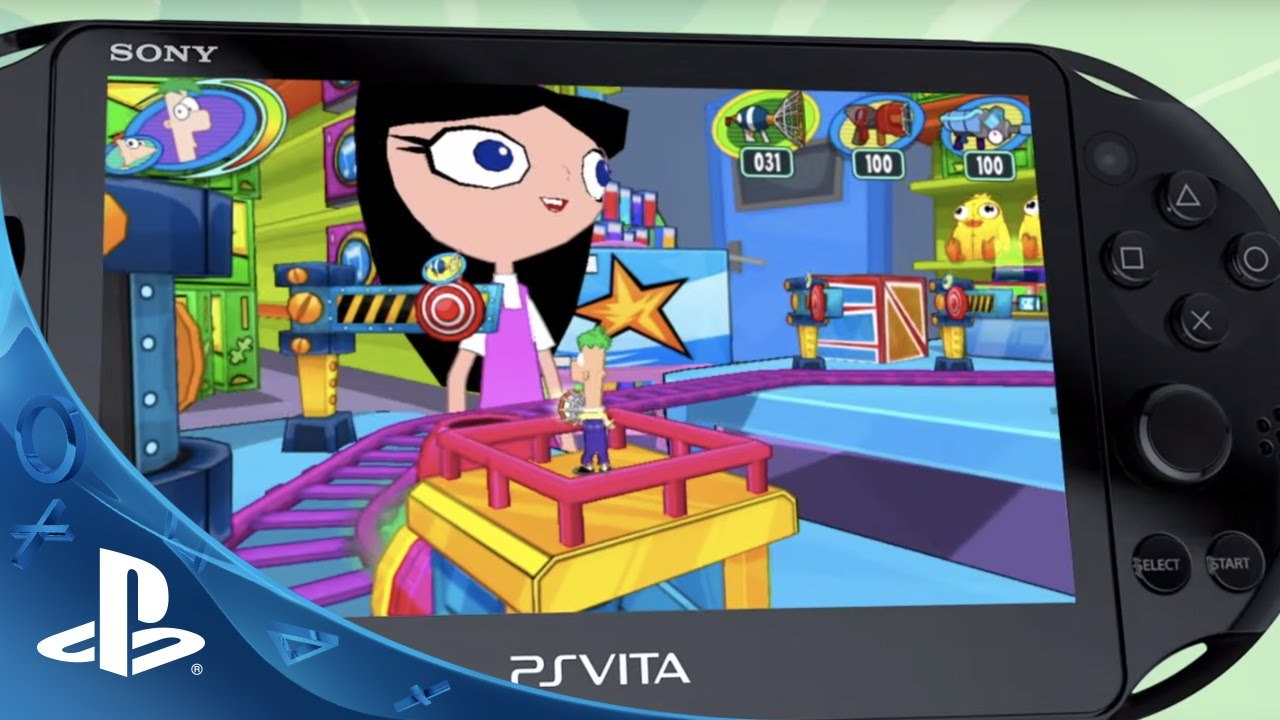Phineas and Ferb: Day of Doofensmirtz for PlayStation Vita image