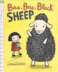 Baa, Baa, Black Sheep by Jane Cabrera