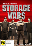Storage Wars: Battle of the Bidders on DVD