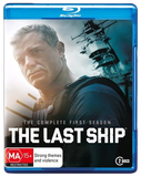 The Last Ship - The Complete First Season on Blu-ray