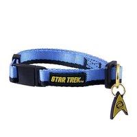 Star Trek: The Original Series Blue Uniform Cat Collar