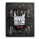 Dunny Arcane Divination Enamel Pin Series (Blind Box)