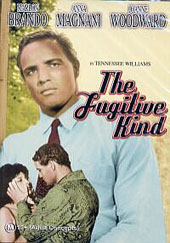 The Fugitive Kind on DVD