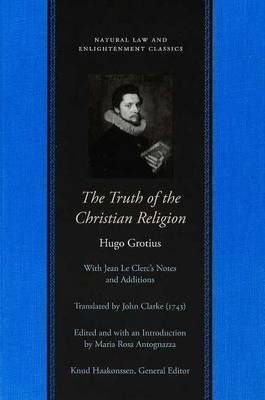 The Truth of the Christian Religion by Hugo Grotius image