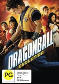 Dragonball: Evolution on DVD