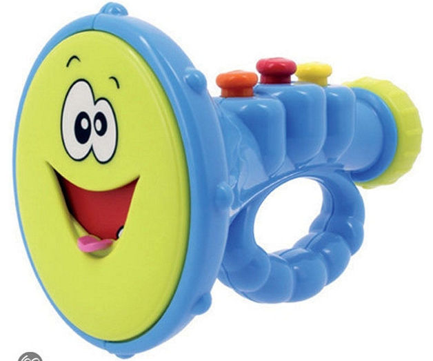 KD Kids : First Tooth Trumpet
