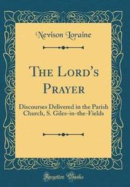 The Lord's Prayer by Nevison Loraine image