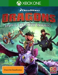 Dragons Dawn of New Riders for Xbox One