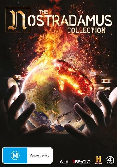The Nostradamus Collection on DVD