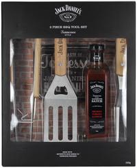 Jack Daniel's: Old No. 7 Three Piece BBQ Tool & Sauce Set