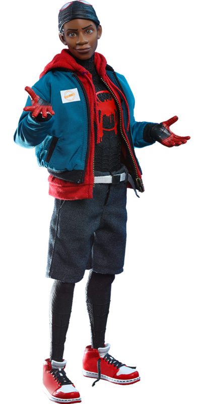 """Spider-Man ITSV: Miles Morales - 12"""" Articulated Figure"""