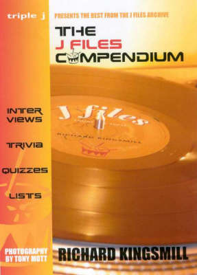 The J Files Compendium by Richard Kingmill image