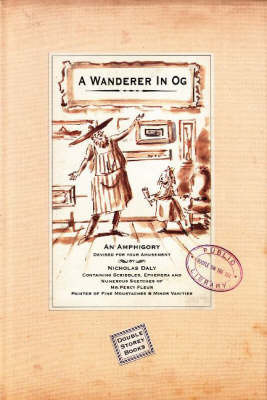 A wanderer in og by Niki Daly