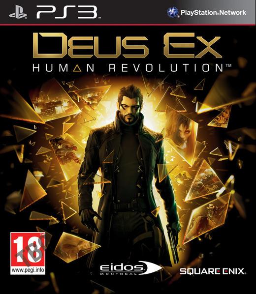 Deus Ex: Human Revolution for PS3