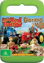 Little Red Tractor - Glorious Mud on DVD