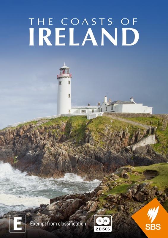 The Coasts Of Ireland on DVD