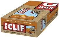 Clif Bar - Crunchy Peanut Butter (Box of 12)