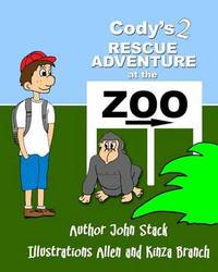 Cody's Rescue Adventure by John Stack image