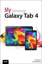 My Samsung Galaxy Tab 4 by Eric Butow