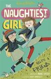 Naughtiest Girl Helps a Friend by Enid Blyton