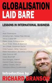 Globalisation Laid Bare by Richard Branson image