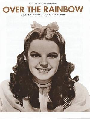 Over the Rainbow (from the Wizard of Oz) by E y Harburg image
