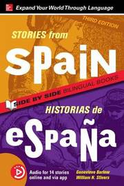 Stories from Spain / Historias de Espana, Premium Third Edition by Genevieve Barlow