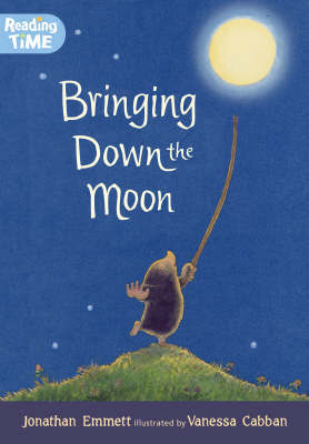 Bringing Down the Moon by Jonathan Emmett image