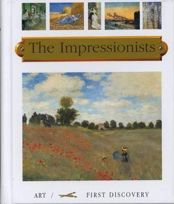 The Impressionists by Jean-Philippe Chabot image