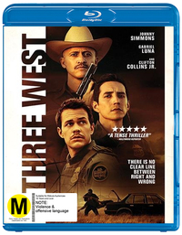 Three West on Blu-ray