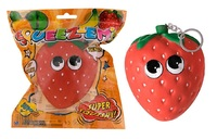 Squeez-em's - Scented Strawberry (Small)